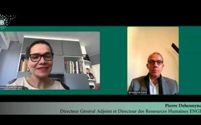 Interview Pierre Deheunynck, ex Directeur Général Adjoint et Directeur des Ressources Humaines ENGIE