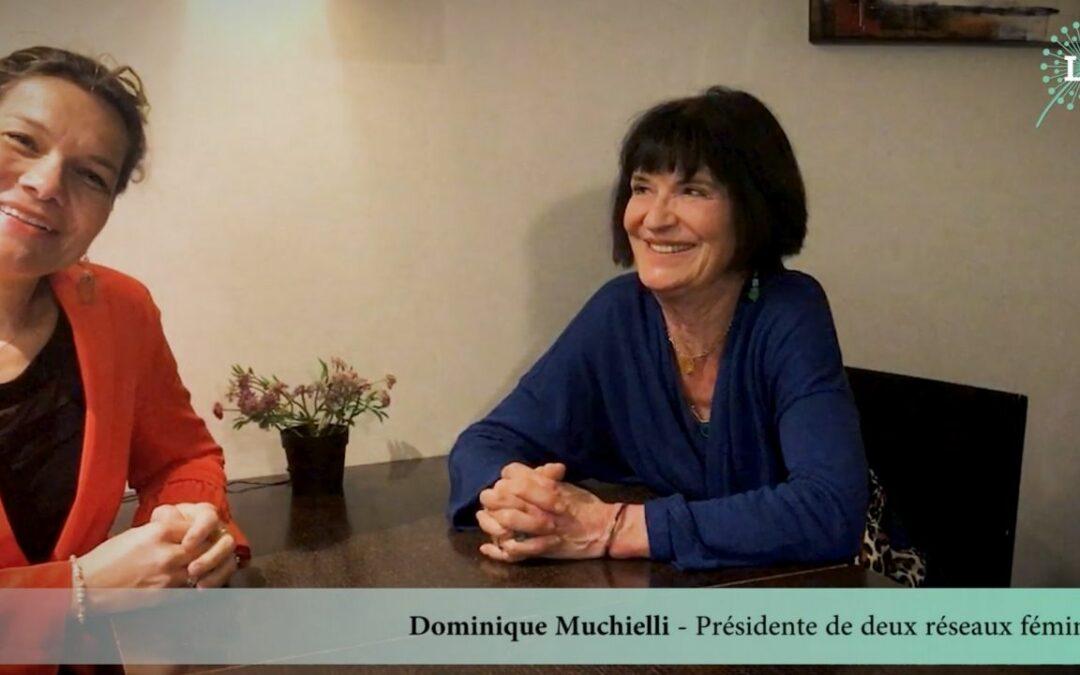 Dominique Mucchielli : Objectif mettre en avant les femmes et leurs projets