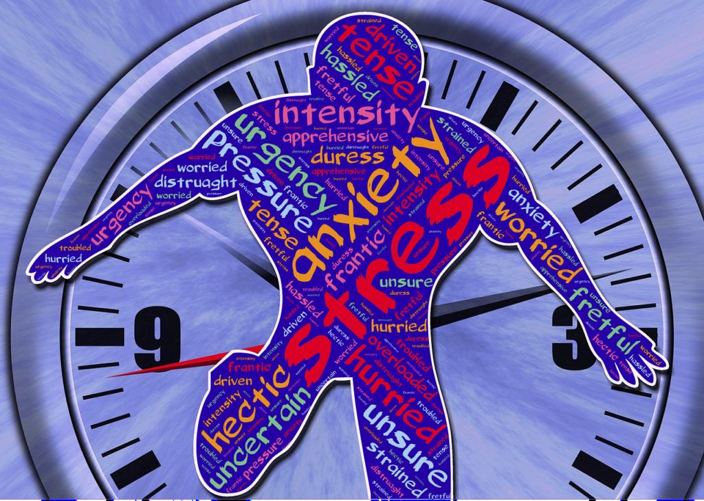 Le temps perdu, facteur de stress, peut mener à l'épuisement.