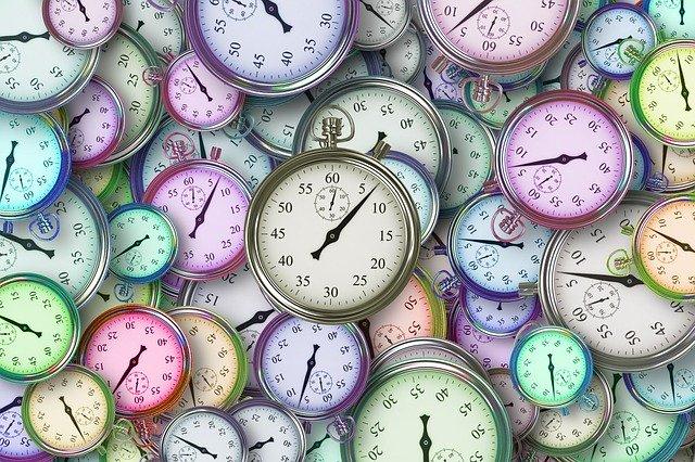 Trouver le temps qui nous manque