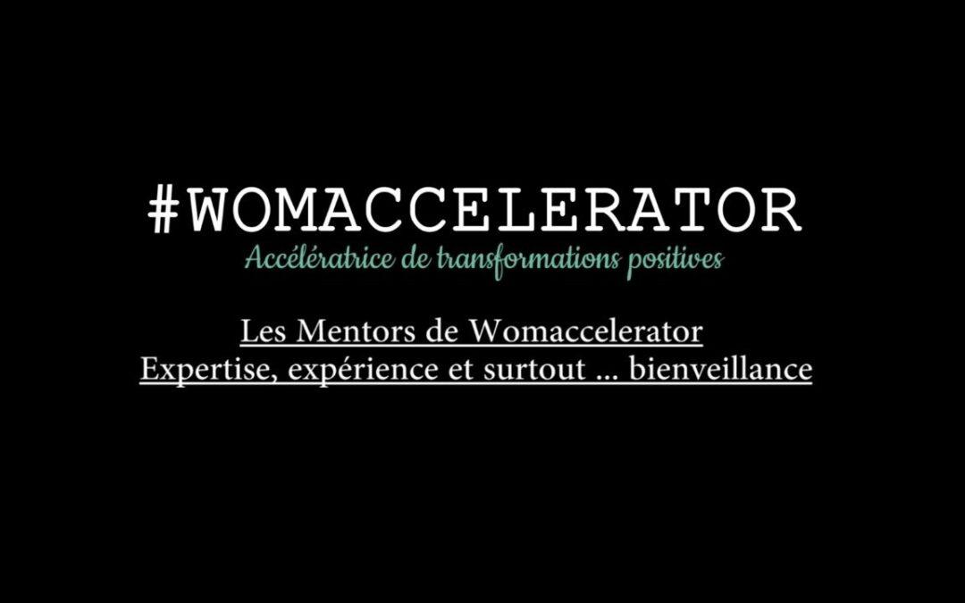 Les mentors de Womaccelerator l Dominique Bourgeon & Michel Le Boëdec